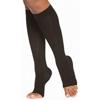 Sigvaris Select Comfort Calf, 30-40 mmHg, Small, Short, Open Toe, Black, 1/EA IND SG863CSSO99-EA