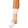 Patient Restraints Supports Ankle Support: Cardinal Health - Leader® Elastic Slip-On Ankle Support, Large