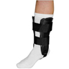 Patient Restraints Supports Ankle Support: Cardinal Health - Leader® Gel Air Ankle Support, Universal fit