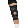 Cardinal Health Leader® Neoprene Hinged Knee Support, Medium IND SS4915419-EA