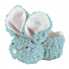 Stephan Baby Boo-Bunnie Comfort Toy, Woolly Light Blue, 1/EA IND STP692106-EA