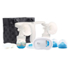 Tomy International The First Years Quiet Expressions Double Electric Breast Pump, 1/EA IND TFY6228-EA