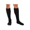 Knit-Rite Core-Spun Calf, 30-40, Small, Black, Closed, 2/PK IND TG19712-PK