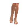 Knit-Rite Ease Opaque Knee-High, Open Toe, Support Socks, 20-30, Long, Sand, Large, 1/EA IND TG54630-EA