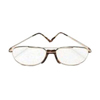 OTC Meds: Sun Ban Fashions - Today's Optical Half Eye Reading Glass +3.00 Power, Metal Frame. Gold, 1/EA