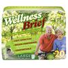Unique Wellness Brief Super Absorbent Medium 24 - 36, 20 EA/PK, 3 PK/CS IND UW3131-CS