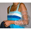 "Needles & Syringes: Protex - Protex Showereez IV/PIcc Line Mid-Arm Limb Protector 16"" L x 18"" Opening, Clear, Latex-Free, 1/EA"