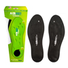 Airfeet CLASSIC Black Insoles, Size 2L, One Pair IND YFAF000C2L-EA