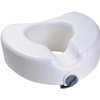 bathroom aids: Cardinal Health - Raised Toilet Seat