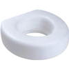 bathroom aids: Cardinal Health - Raised Toilet Seat, 5""