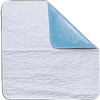"incontinence aids: Cardinal Health - Essentials 44"" x 52"" Reusable Underpad, Ibex Quilted"