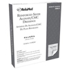 Independence Medical Reliamed Reinforced Silver Alginate/CMC Dressing 4 x 4.75, 10/BX IND ZSCA4475RF-BX