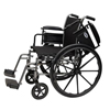 "Rehabilitation: Compass Health Brands - ProBasics® 18"" Wheelchair with Swingaway Footrests"