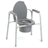 Invacare - IClass All-In-One Commode (Single Pack)