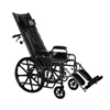 wheelchairs: Compass Health Brands - ProBasics® Full Reclining Wheelchair, 22X16