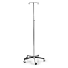 Ring Panel Link Filters Economy: Compass Health Brands - ProBasics® IV Stand - 5 Leg, 4 Hook