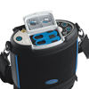 Invacare Platinum Mobile Oxygen Concentrator with Dual Batteries INV POC1-100CA