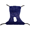 Invacare: Invacare - Full Body Mesh Sling w/Commode Opening - XL