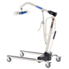 patient lift: Invacare - Reliant 450 Hydraulic Lift with Low Base