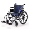 Rehabilitation: Invacare - Tracer IV Heavy-Duty Wheelchair with Desk-Length Arms