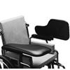 The Aftermarket Group Wheelchair Half Lap Tray INV TAGAC010023