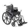 "Rehabilitation: Invacare - Tracer EX2 20"" x 16"" Wheelchair"