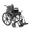 "Rehabilitation: Invacare - Tracer EX2 20"" x 16"" Wheelchair"