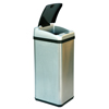 iTouchless 13 Gallon Square Extra-Wide Opening Touchless Trash Can® RX ITO IT13RXEA