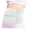 Patient Restraints & Supports: Ita-Med - GABRIALLA® Breathable Abdominal Support Binder - White, Medium