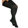 Ita-Med GABRIALLA® Microfiber Thigh Highs - Black, 2XL ITA GH-306XXLBL