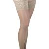Ita-Med GABRIALLA® Sheer Thigh Highs - Nude, 2XL ITA GH-40XXLND