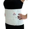 Patient Restraints & Supports: Ita-Med - Post-Partum Abdominal Support Binder - White, XL