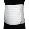 "Patient Restraints & Supports: Ita-Med - Breathable Elastic 12"" Abdominal Support Binder for Women - White, Medium"