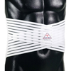 Ita-Med Breathable Elastic Back Support (Light Support) - White, Medium ITA IBS-221M