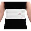 Ita-Med Breathable Elastic Rib Support For Men - White, Large ITA IRSM-223L