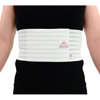 Ita-Med Breathable Elastic Rib Support For Men - White, XL ITA IRSM-223XL