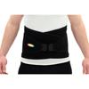 Ita-Med MAXAR® Airprene Lumbo-Sacral Sport Belt - Black, Large ITA MNWA-152LBL