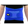 Ita-Med MAXAR® Airprene Lumbo-Sacral Sport Belt - Blue, Medium ITA MNWA-152MB