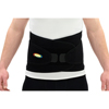 Ita-Med MAXAR® Airprene Lumbo-Sacral Sport Belt - Black, Medium ITA MNWA-152MBL