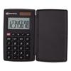 Innovera Innovera® 15921 Pocket Calculator with Hard Shell Flip Cover IVR 15921