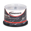 Innovera Innovera® DVD-R Recordable Disc IVR 46850