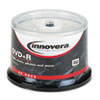 Innovera Innovera® DVD+R Recordable Disc IVR 46851