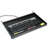 keyboard & mouse drawers & platforms: Innovera® Standard Underdesk Keyboard Drawer