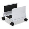 Innovera Innovera® Metal Mobile CPU Stand IVR 54000