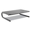 platforms stands and shelves: Innovera Metal Monitor Riser