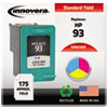 Innovera Innovera Remanufactured C9361WN (93) Ink, 175 Page-Yield, Tri-Color IVR 61WN