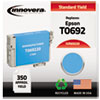 ink cartridges: Innovera Remanufactured T069220 Ink, 350 Page-Yield, Cyan