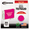 Innovera Innovera Remanufactured High-Yield T079320 (79) Ink, 810 Page-Yield, Magenta IVR 79320