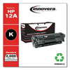 Imaging Supplies and Accessories: Innovera Remanufactured Q2612A (12A) Laser Toner, 2000 Yield, Black