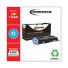 Innovera Remanufactured Q6001A (124A) Toner, Cyan IVR86001